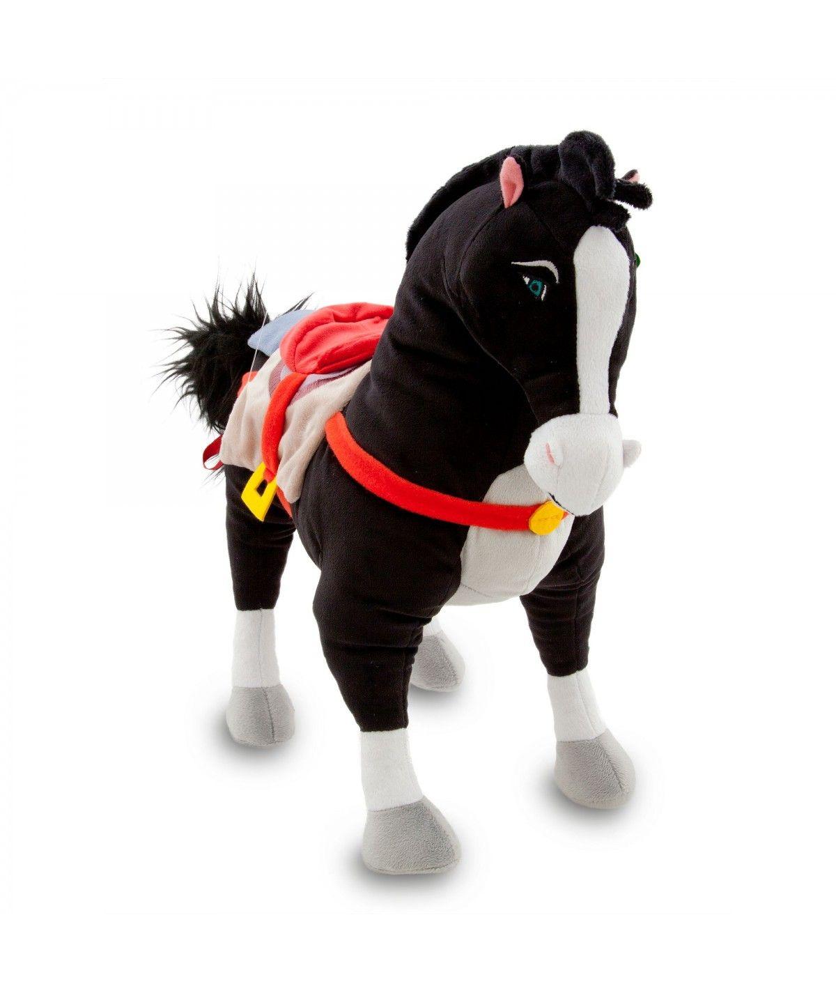 Peluche medio cavallo Khan Mulan Disney Store