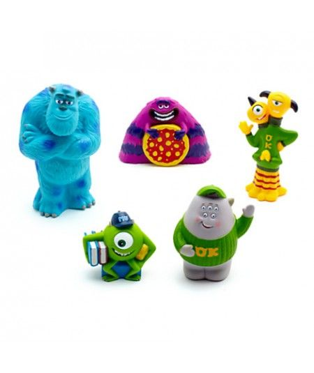 Disney Monsters University, Monster Bathroom Set