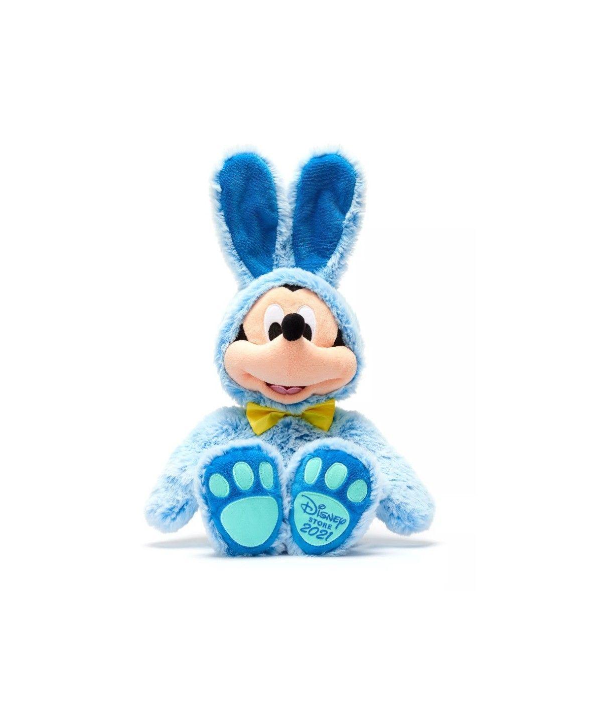 Peluche Topolino coniglietto pasquale 2021 Disney Store