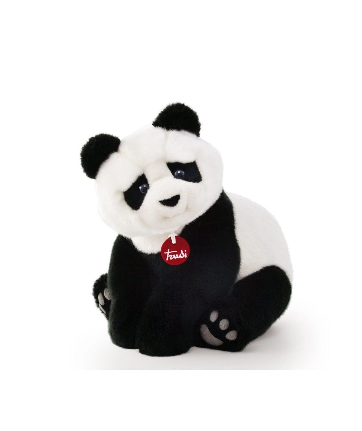 Peluche classico taglia M orso panda Kevin Trudi