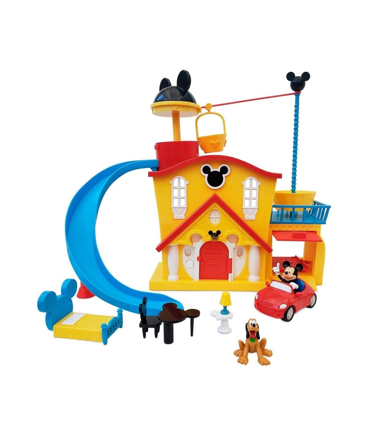 Set da gioco casa di Mickey Mouse Topolino e Pluto Disney Store