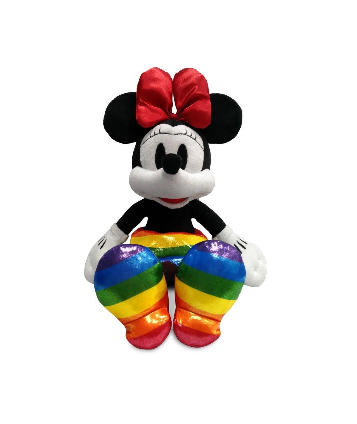 Peluche medio Minnie Rainbow Disney Store